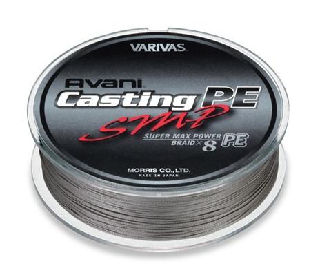 Купить Шнур Varivas Avani Casting PE SMP 80 LB (600 м)