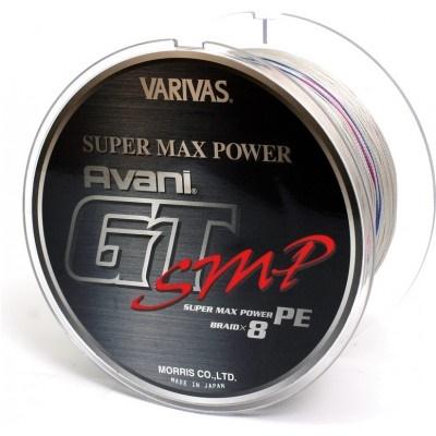 Купить Шнур Avani GT SMP 120 Lb (600 м), Varivas