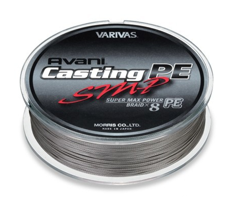 Купить Шнур Varivas Avani Casting PE SMP 90 LB (600 м)