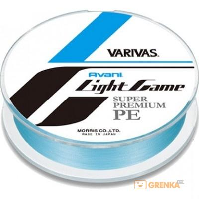 Купить Шнур Varivas AVANI Light Game PE #0.3 (150 м)