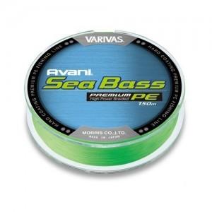 Шнур Varivas New Avani Sea Bass PE #0.8 (150 м)