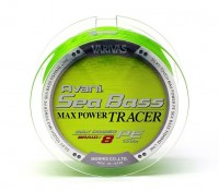 Шнур Varivas New Avani Seabass Tracer Max PE #0.8 (150 м)
