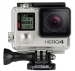 Экшн-камера GoPro Hero4 Silver - Adventure (CHDHY-401-FR)