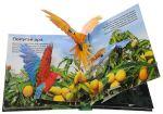фото страниц Живая книга джунглей #2