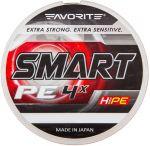 Шнур Favorite Smart PE 4x (салатовый) 11кг
