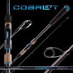 Спиннинг Favorite Cobalt 2.7m, 20-50g, Mod.Fast (CBL-902H)