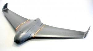 Летающее крыло на радиоуправлении Skywalker X8 Black 2122 мм KIT (SW-1108B)