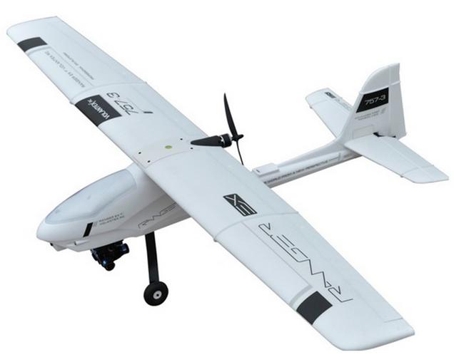 Купить Модель планера на радиоуправлении VolantexRC Ranger EX (TW-757-3) 2000 мм PNP