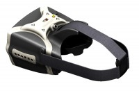 Шлем FPV Headplay 7'' 1280x800 (белый)