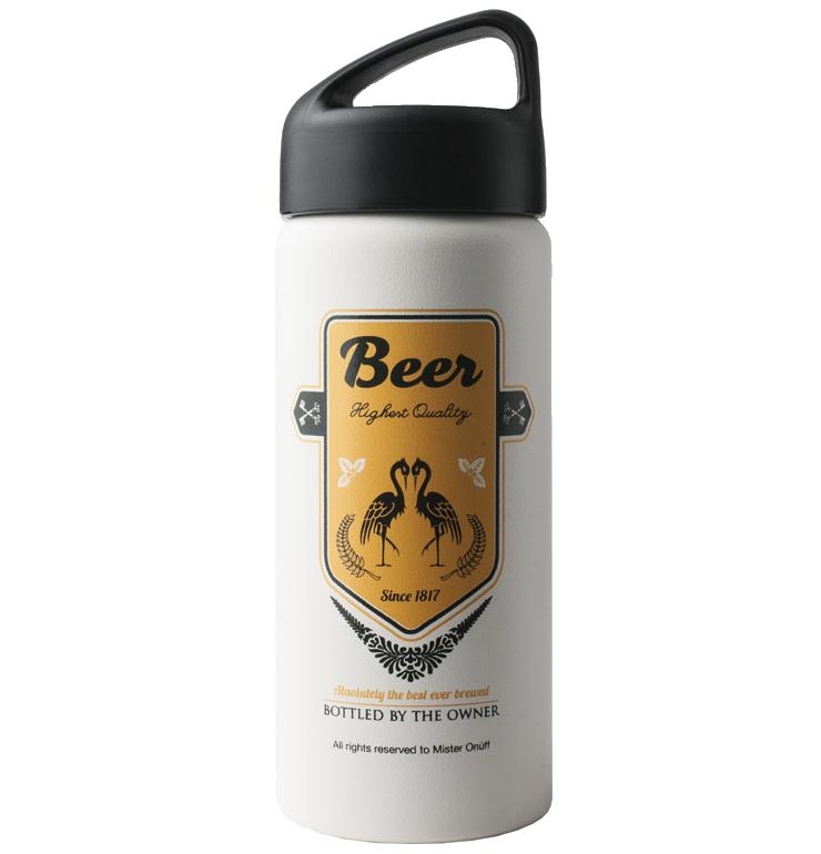 Купить Термофляга Laken Classic Thermo 0.5 L Mr.Onuff Bear