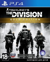 игра Tom Clancy's The Division Gold Edition PS4