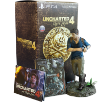 игра Uncharted 4: A Thief's End Libertalia Collector's Edition PS4