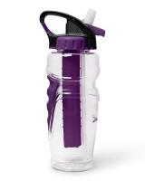 Подарок Спортивная бутылка для воды Eddie Bauer Freezer Water Bottle 32 Oz Purple