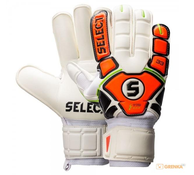 Перчатки вратарские 'SELECT 33 ALLROUND' 11