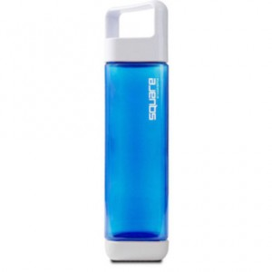 Подарок Бутылка Clean Bottle Tritan Square Blue