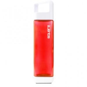 Подарок Бутылка Clean Bottle Tritan Square Red
