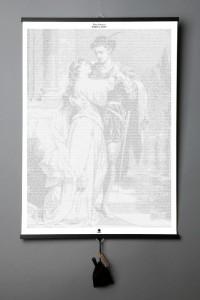 Подарок Книга-картина 'William Shakespeare. Romeo and Juliet'