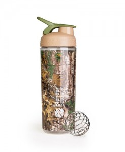 Подарок Бутылка Blender Bottle Sportmixer Sleek Realtree Xtra