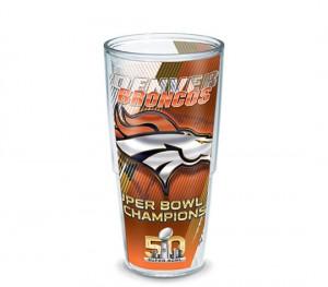 Подарок Тамблер Tervis 'Denver Broncos'