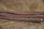 фото Полотенце 45 x 95 см Микрофибра 400 г/м2 коричневое #4
