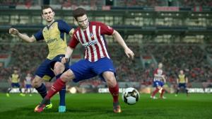 скриншот Ключ для Pro Evolution Soccer 2017 PC #3