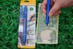 Подарок Маркер - детектор для проверки денег
