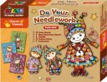 Набор для вышивания Avenir Clever Hands Do your Needlework
