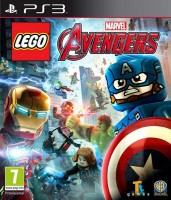 игра LEGO Marvel Мстители (Avengers) PS3
