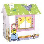 Игровой картонный домик Bino 'Для принцессы'