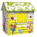 Игровой картонный домик Bino 'Ферма'