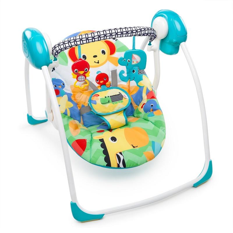 Купить Кресло-качалка 'Улыбка саванны' (60403), Kids II