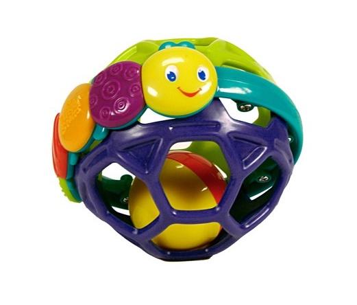 Купить Погремушка Bright Starts Звонкий мячик, Kids II
