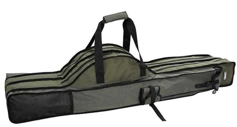 Купить Чехол DAM 3-Comp Rod Bag для 3 удилищ с катушками