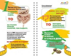Обложка книги конструктор малышевой для похудения