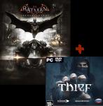 игра Batman Рыцарь Аркхема (Jewel)