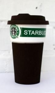 фото Чашка Starbucks Еco Life (коричневая) #5