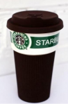 фото Чашка Starbucks Еco Life (коричневая) #2
