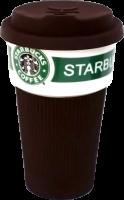 Подарок Чашка Starbucks Еco Life (коричневая)