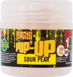 Бойлы Brain Pop-Up F1 Sour Pear 10мм 20г