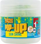 Бойлы Brain Pop-Up F1 Sun Shine 10мм 20г
