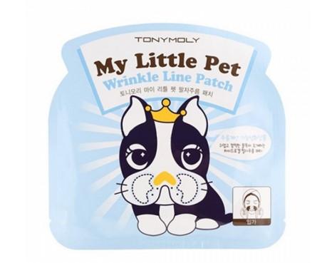 Маска для носогубной зоны My Little Pet Wrinkle Line Patch