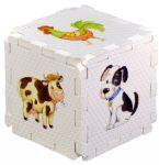 Кубик EVA. Домашние животные