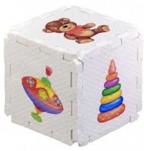 Кубик EVA. Игрушки
