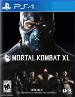 игра Mortal Kombat XL PS4
