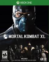 игра Mortal Kombat XL Xbox One