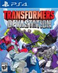 игра Transformers Devastation PS4