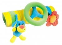 Игрушка для коляски Canpol babies 'Руль, собака'