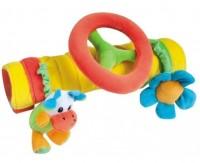 Игрушка для коляски Canpol babies 'Руль, корова'