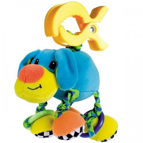 Купить Игрушка-погремушка вибрирующая Canpol babies 'Собачка'