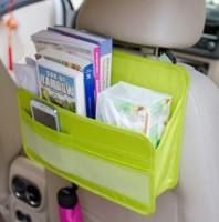 Подарок Органайзер в автомобиль (салатовый)